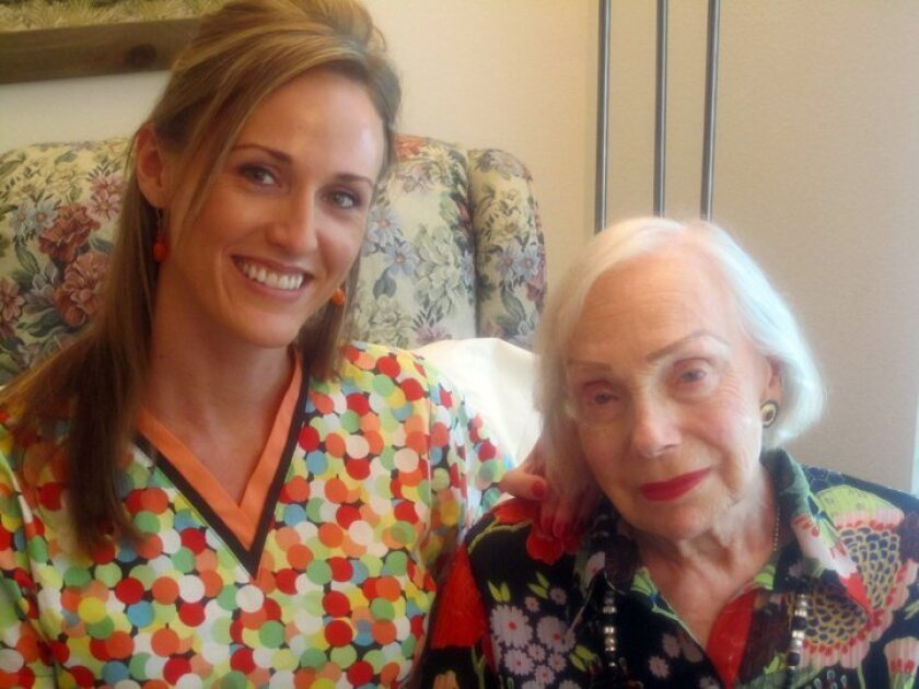 Customized attention from carefully screened medical professionals is the hallmark of La Jolla Nurses Homecare.