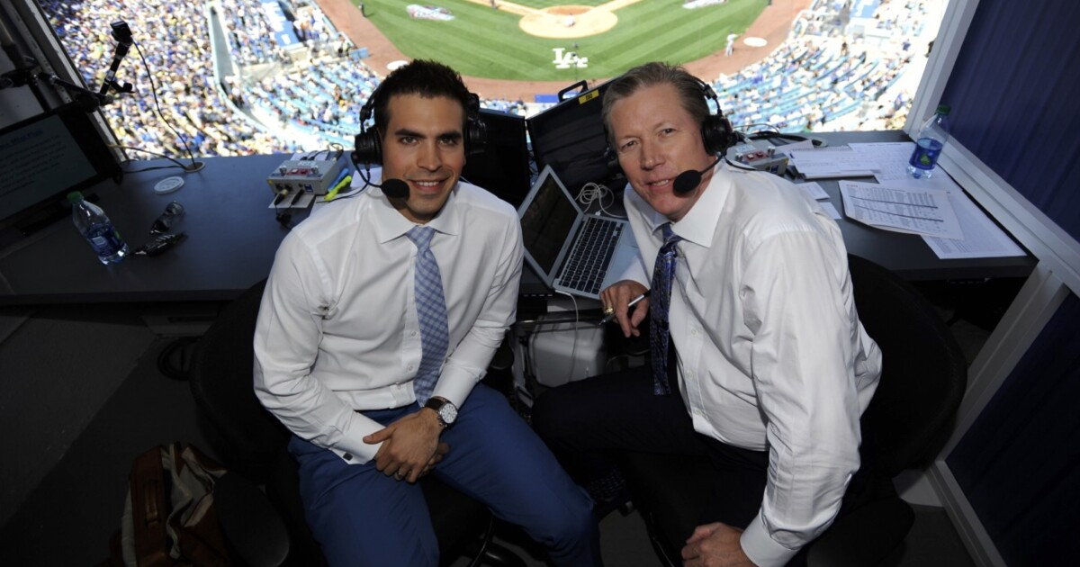 Pandemic Will Create A Whole New Way To Broadcast Dodgers Games Los Angeles Times