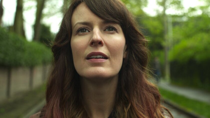 """Josh Pais and Rosemarie DeWitt in """"Touchy Feely,"""" a Magnolia Pictures release."""