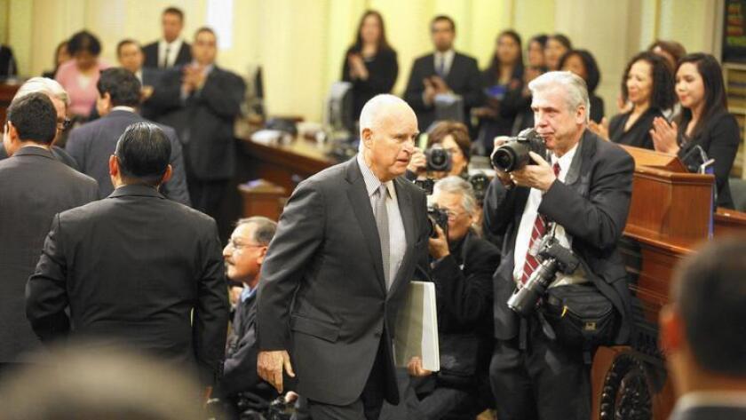 Gov. Jerry Brown opposes $9 billion school bond