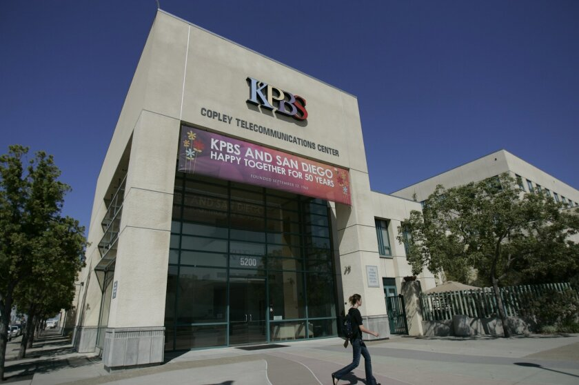 KPBS is planning a $3.2 million remodel of its newsroom at its media center on the San Diego State campus.