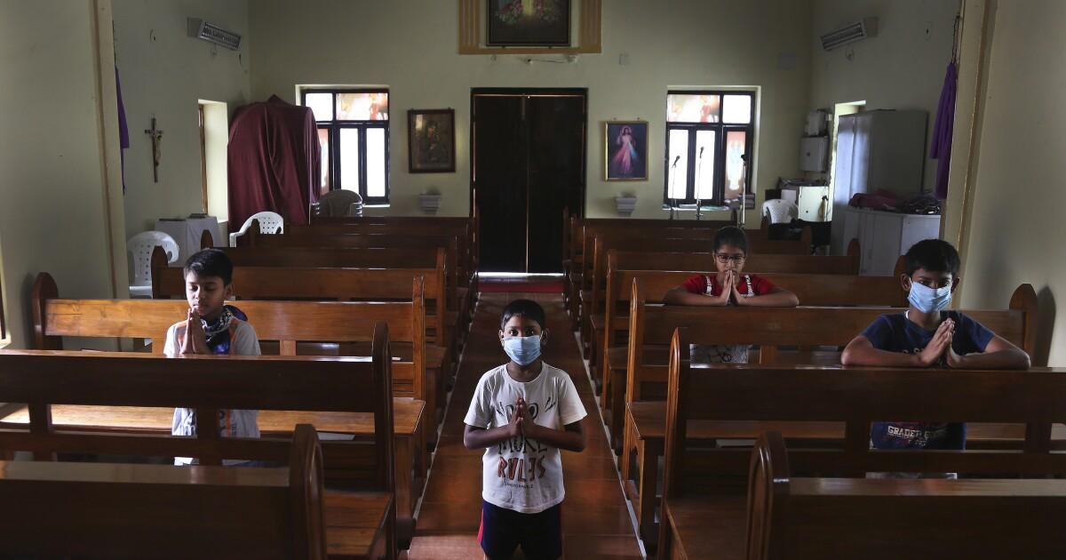 Coronavirus forces adjustments in Good Friday worship