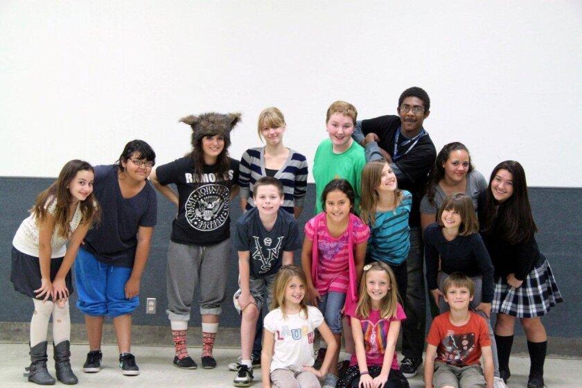 The cast. Photo: G. Moujaes