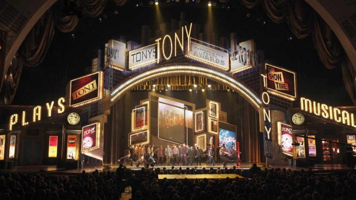 Tony Awards 2013 Ceremony Returning To Radio City Music Hall Los Angeles Times