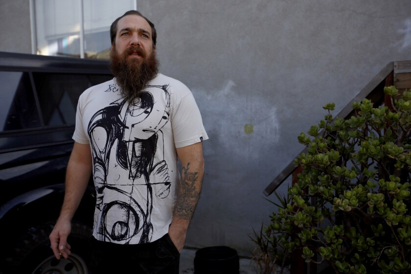 Christopher Boa, 39, a musician who lives in the Vulcan, says he's played shows at other warehouses in Oakland where safety was taken seriously.