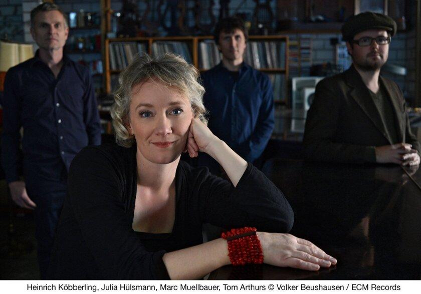 Julia Hulsmann Trio
