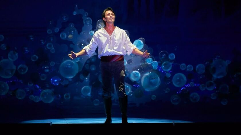 """""""The Little Mermaid"""" at Broadway / San Diego"""