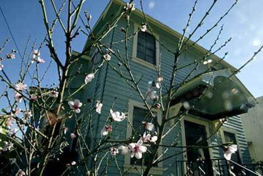 Angelino Heights residents are committed to maintaining their historic homes.