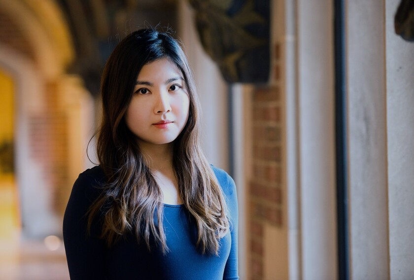 Poet Emily Jungmin Yoon says she feels at home in South Korea, Canada and the United States.