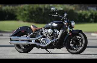 Highway 1: 2015 Indian Scout
