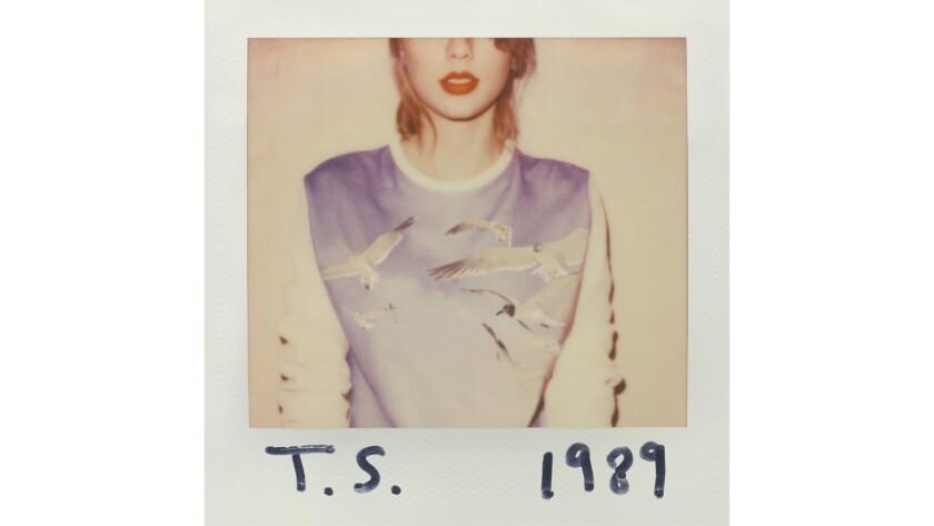 "Taylor Swift's new album is ""1989."""