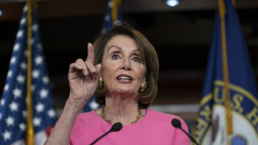 Speaker of the House Nancy Pelosi has been verbally clashing with President Trump this week when a doctored video of her went viral.
