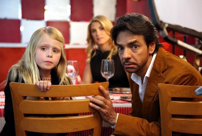 """""""No Se Aceptan Devoluciones"""", de Eugenio Derbez (der.), es la película mexicana más exitosa en el país azteca durante los últimos años."""