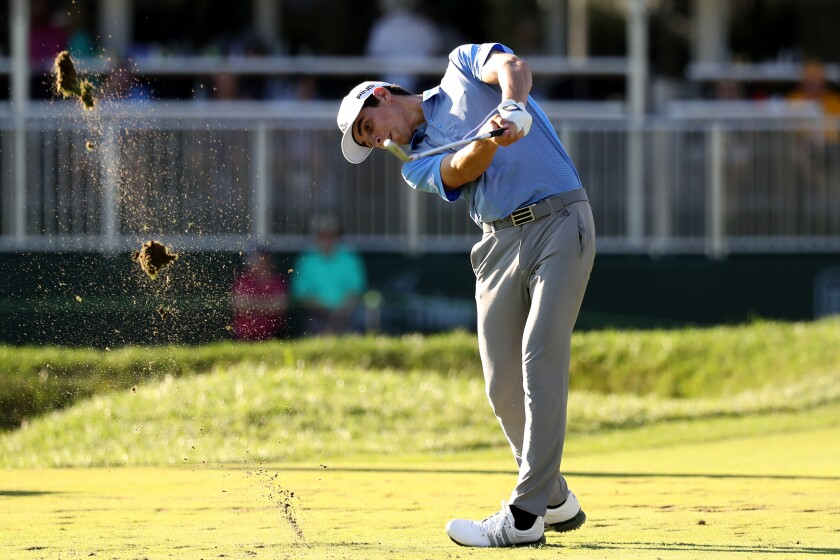 Golf roundup: Joaquin Niemann becomes first Chilean player to win on PGA Tour