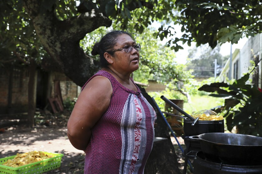 El Salvador Migrant Smuggling
