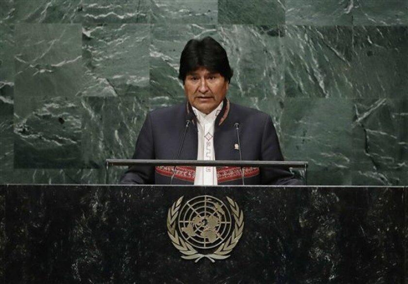 Bolivia expresó el miércoles su molestia por los cuestionamientos del secretario general de la OEA Luis Almagro sobre la democracia venezolana y advirtió que si la organización no respeta la soberanía de los estados miembros entonces debería desaparecer.
