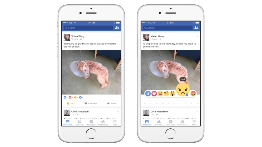 "Facebook rolled out a new set of reactions beyond ""like"" ¿ and now the data is in showing how users respond to posts."