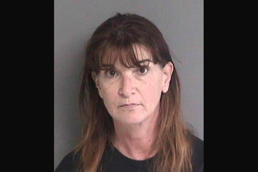 Lesa Lopez was arrested July 23 and charged with murder. She is being held on bail of $2 million.
