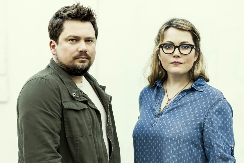 """Sean and Sara Watkins will release their """"Watkins Family Hour"""" group's debut album on July 24. It features songs by a variety of songwriters, and includes contributions from a variety of musicians who have been part of their ongoing residency at Largo in Los Angeles."""
