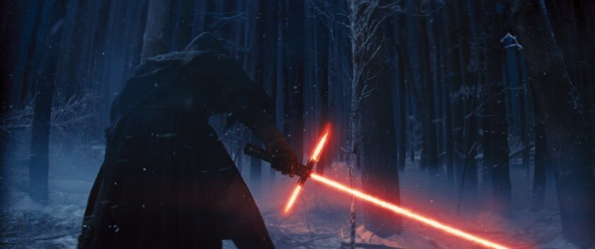 """Lightsabers are no longer just for """"Star Wars."""""""