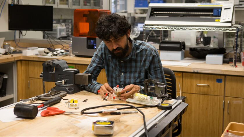 New MacArthur fellow Manu Prakash