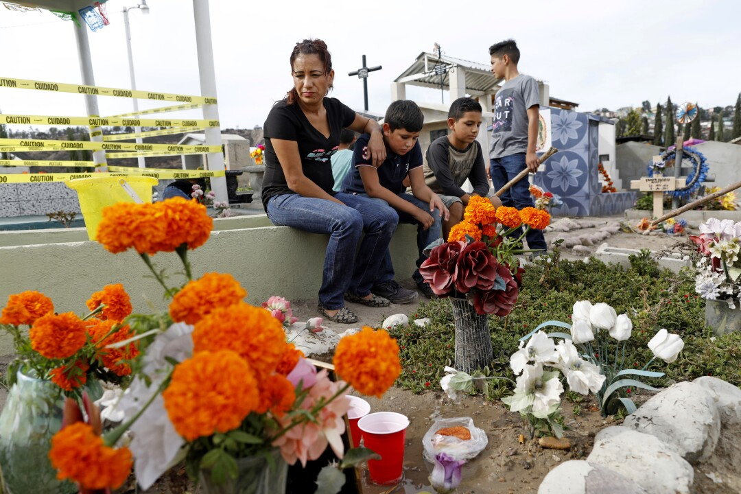 Victims of Mexico's drug war