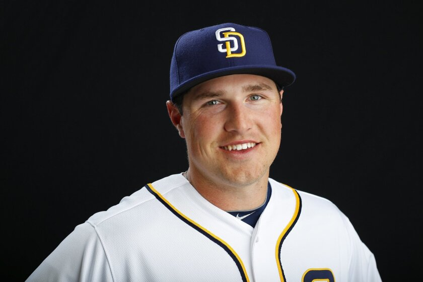 San Diego Padres outfielder Hunter Renfroe.