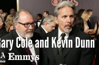 Emmys 2017: Kevin Dunn and Gary Cole
