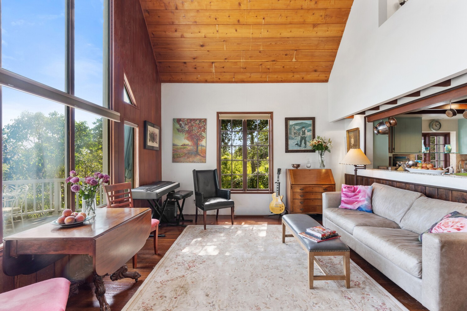 Musician Frank Simes lists charming Sierra Madre home for sale