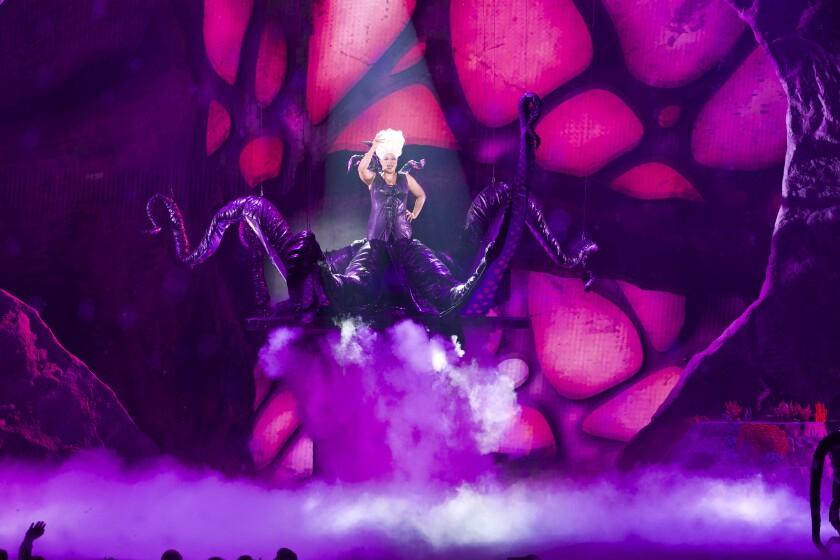 Queen Latifah 'The Little Mermaid Live!'