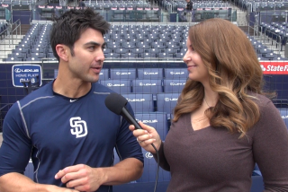 Padres INF Chase d'Arnaud talks career, brother, band, being happy and more