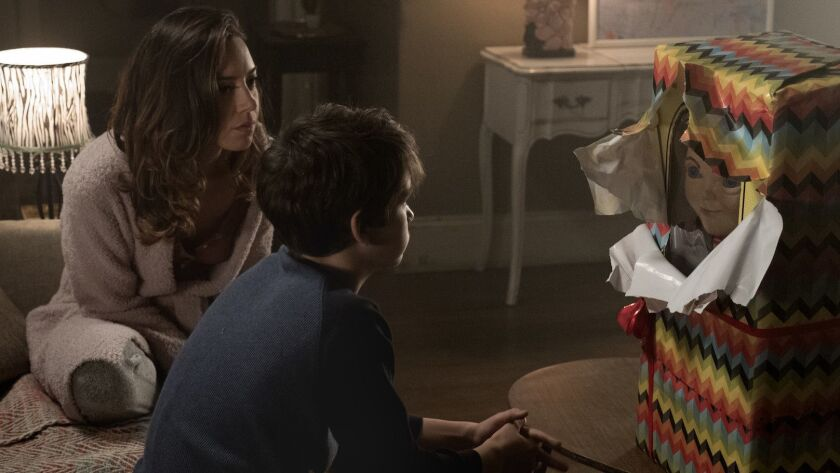 Review: Controversial 'Child's Play' remake is creepy fun before it malfunctions - The San Diego Union-Tribune