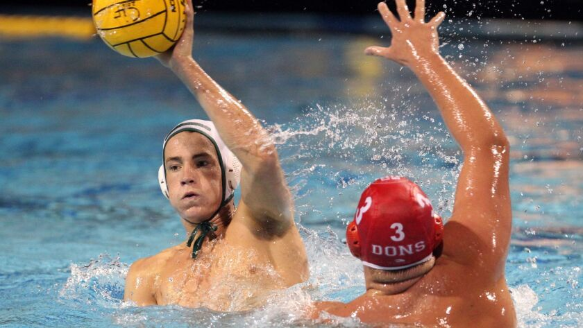 Coronado's Andy Rodgers scored key goals in the semifinals and finals last season as the Islanders won the Open Division title.