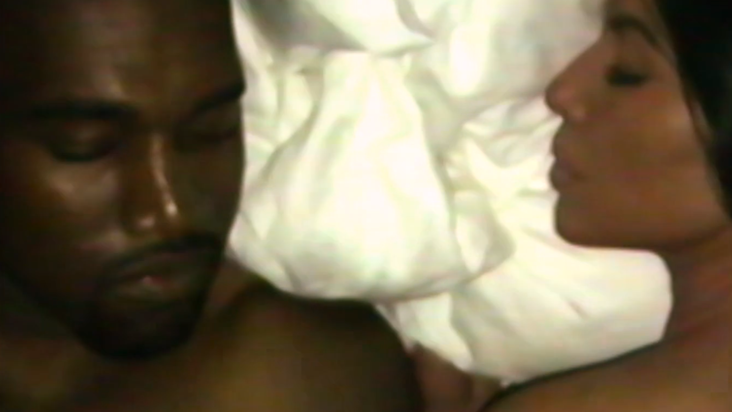 Hell Baby Nude Scene kanye west unveils risque 'famous' video featuring naked