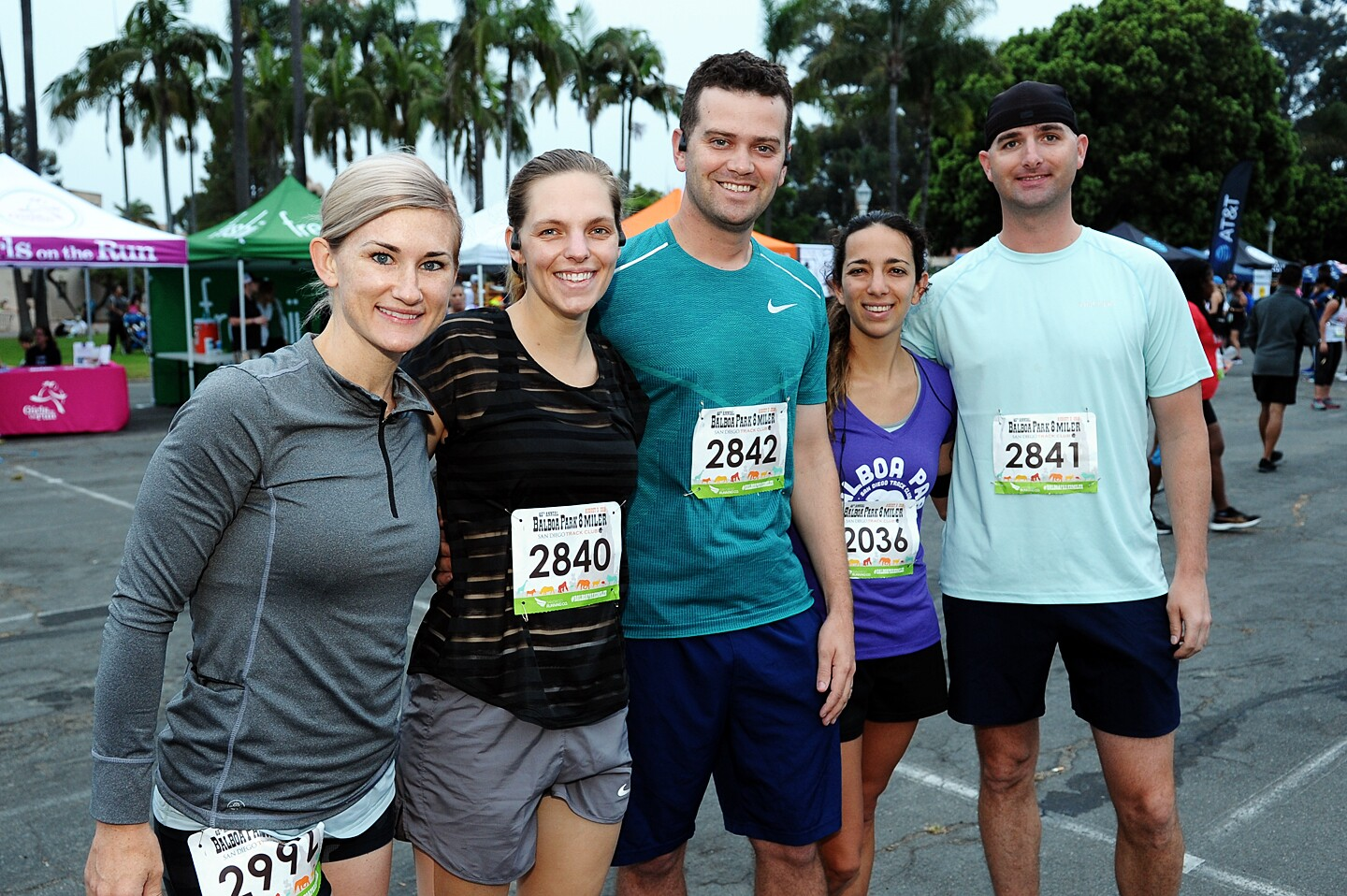 """Runners of """"San Diego's longest running tradition"""" enjoyed the scenic trails as they raced at the 65th Annual Balboa Park 8 Miler on Saturday, August 3, 2019."""