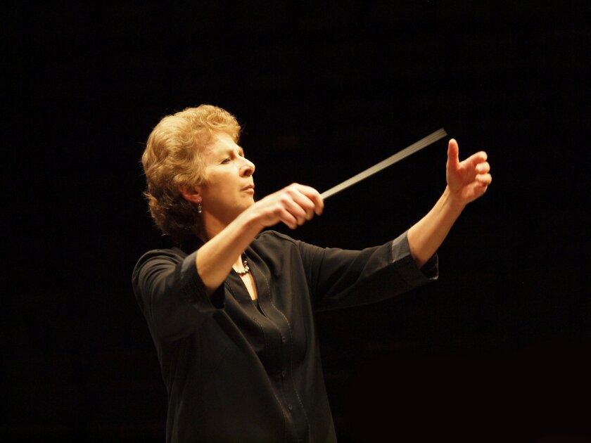 """Conductor Jane Glover considers Haydn's """"The Creation"""" one of the top five works in all of Western music."""