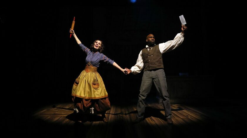 "South Coast Repertory presents ""Sweeney Todd: The Demon Barber of Fleet Street,"" music and lyric"