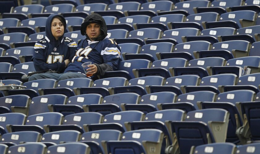 . Fans at the end of the game stayed a little longer in the rain, stunned at how bad things have gotten.