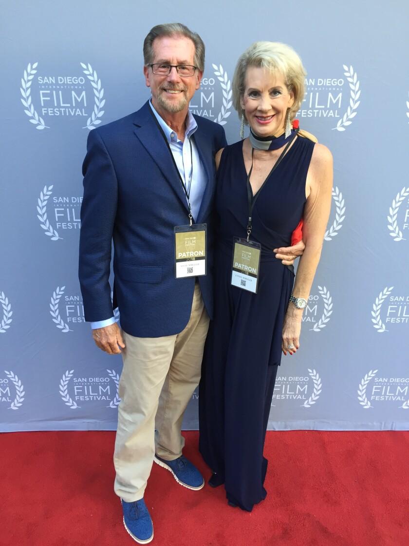 Dr. Stephen Wheeler and Lynne Wheeler