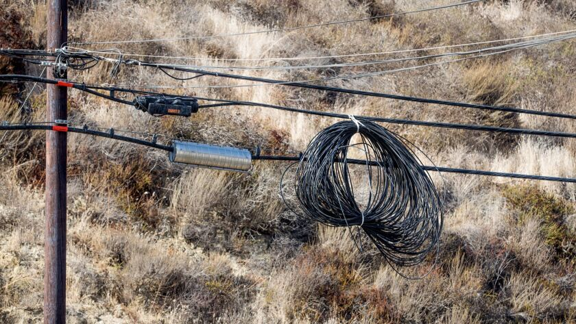 The City of Laguna Beach is evaluating how to pay for underground power lines, including the notorio