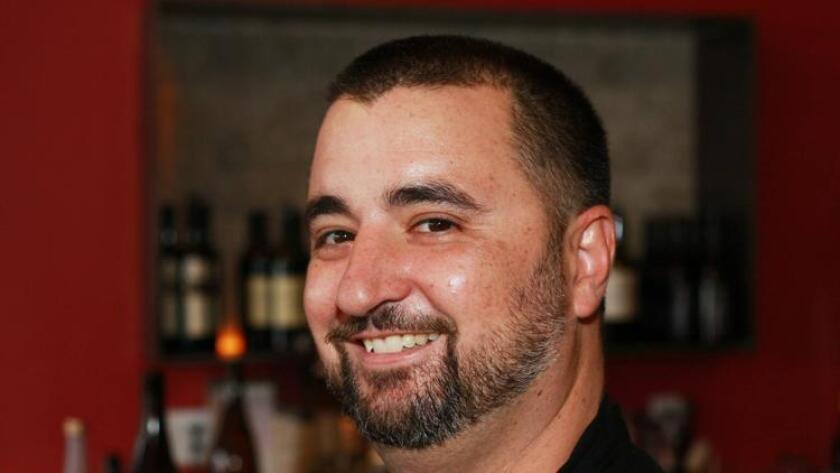 Anthony Pascale of Saiko Sushi. (/ Josh Kopelman)