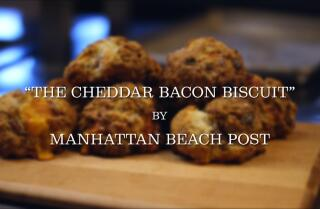 Jonathan Gold's Los Angeles: Cheddar Bacon Biscuit