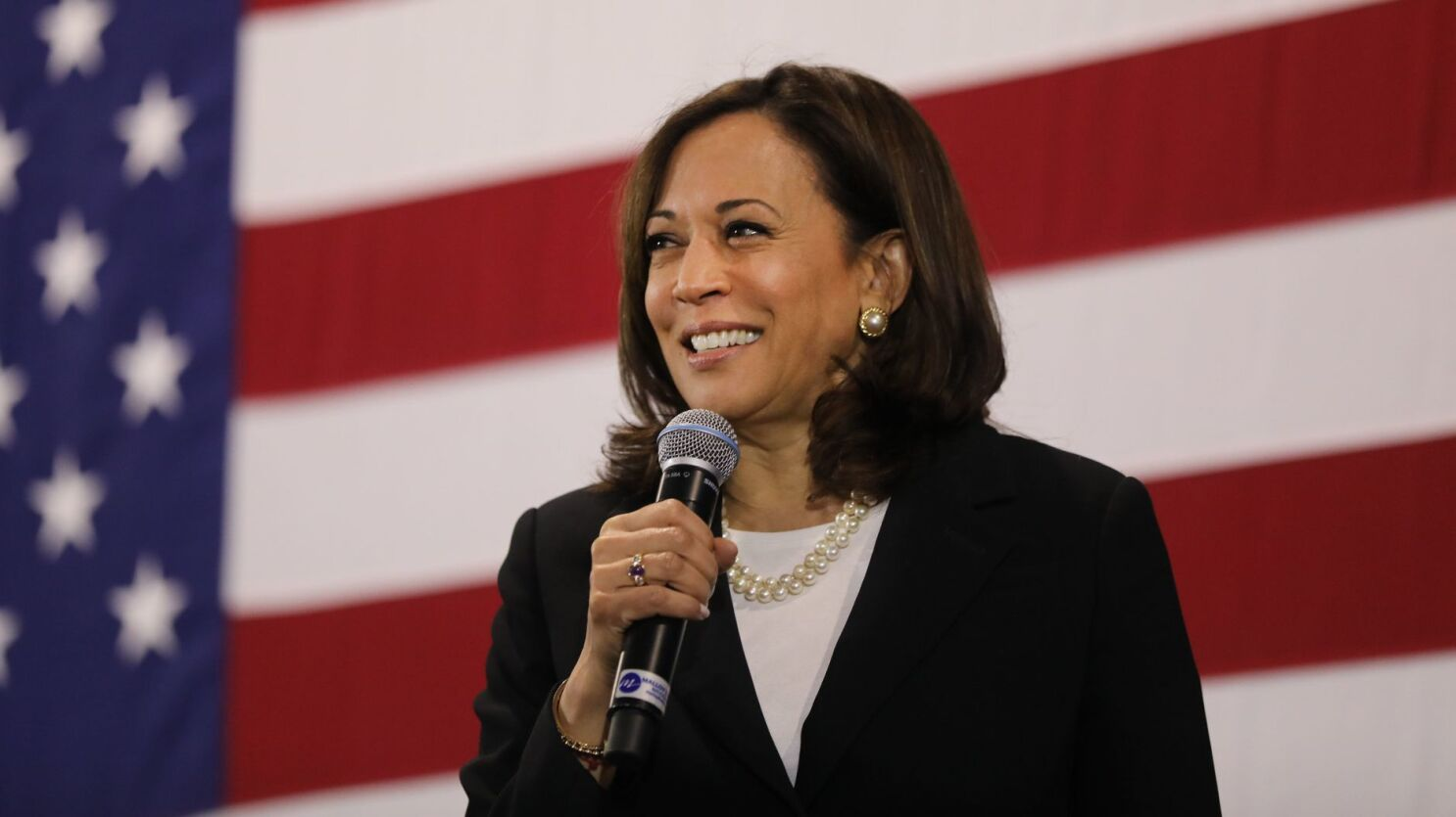 Who Is Kamala Harris Joe Biden S Running Mate Los Angeles Times