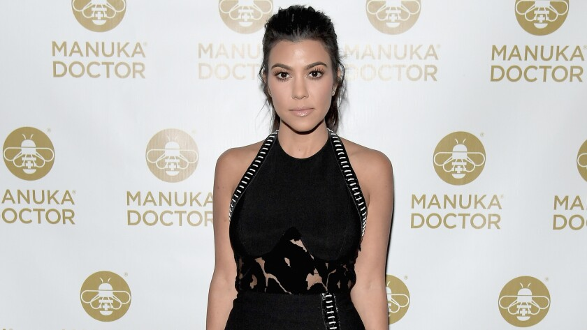 Manuka Doctor and Kourtney Kardashian feted their partnership with an event Wednesday at Gracias Madre in West Hollywood.