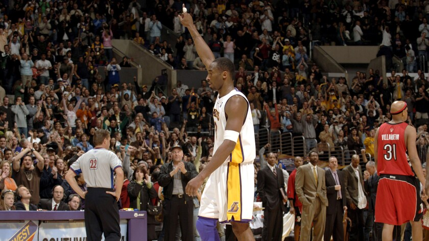 Remembering the night Kobe Bryant scored 81 points - Los