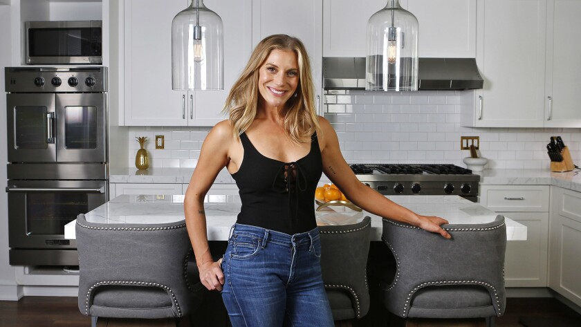 Hot Property | My Favorite Room | Katee Sackhoff