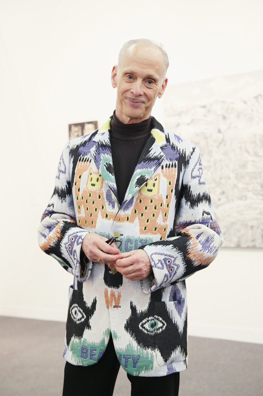 A photo of Director John Waters