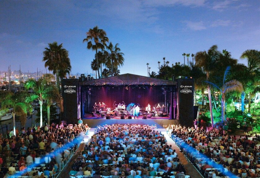 Photo courtesy Humphreys Concerts by the Bay.