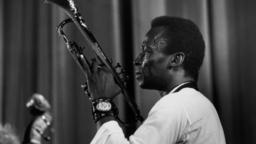 A still from <i>Miles Davis: Birth of the Cool</i> by Stanley Nelson, an official selection of the D