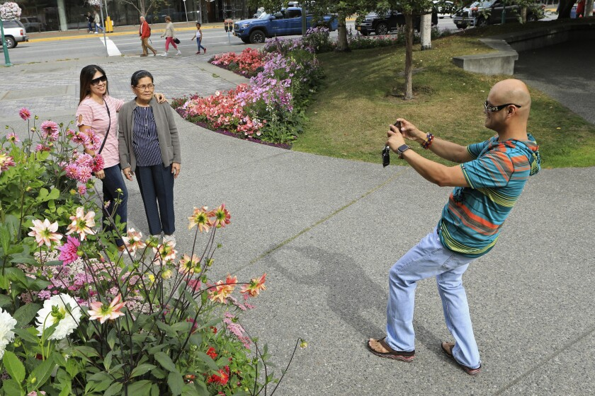 Alaska records its warmest month ever; future records likely